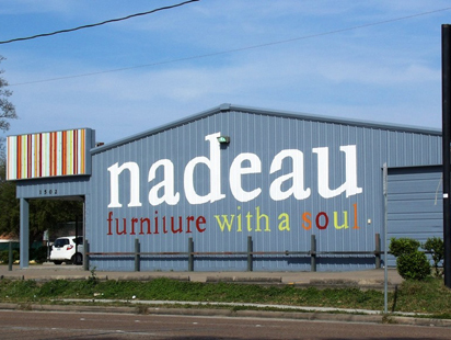 Nadeau - Furniture with a Soul in Houston
